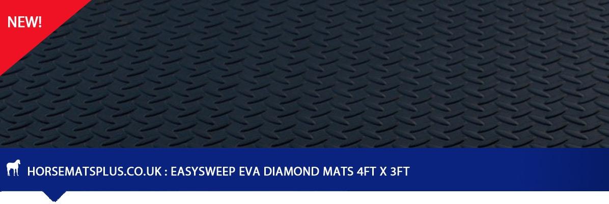 Easysweep EVA Diamond Mats