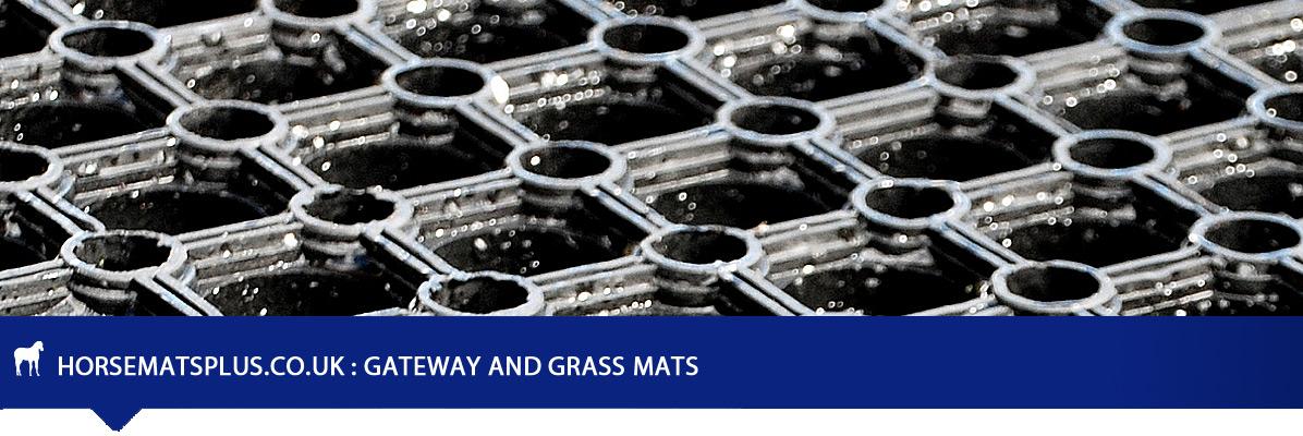 Gateway & Grass Mats