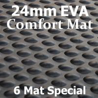 EVA 24mm Comfort Mat – 6 Mat Special – Free Shipping