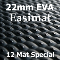 EasiMat 22mm - 12 Mat Special