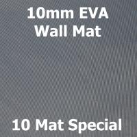 EVA 10mm Wall Mat - 10 Mat Special