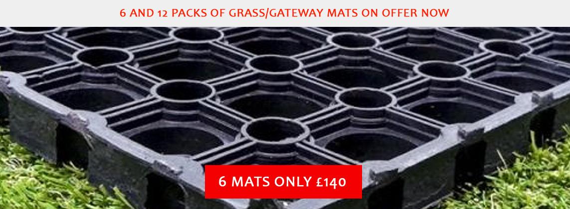 Grass/Gateway Mats