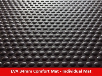 EVA 34mm Comfort Mat Straight Edge – Individual