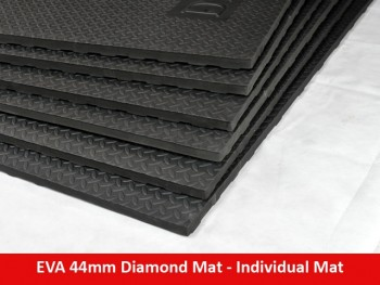 EVA 44mm Diamond Mat 4ft x 3ft - Individual