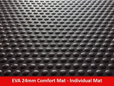 EVA 24mm Comfort Mat Straight Edge – Individual