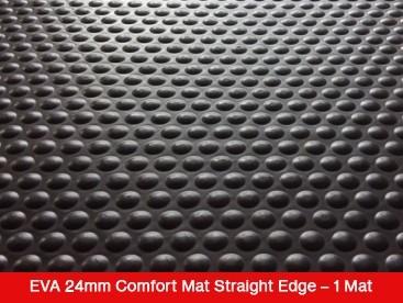 EVA 24mm Comfort Mat Straight Edge – Individual