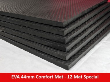 EVA 44mm Comfort Mat Straight Edge – 12 Mat Special – Free Shipping
