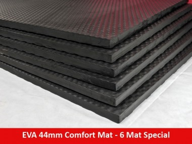 EVA 44mm Comfort Mat Straight Edge – 6 Mat Special – Free Shipping