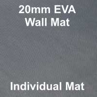 EVA 20mm Wall Mat - Individual Mat