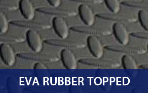 Rubber Topped Horse Mats