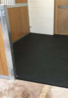 Rubber Topped EVA Floor Mats