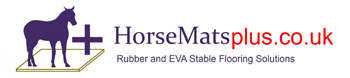 Rubber horse mats and stable matting from HorseMatsPlus